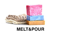Melt and pour mydlo